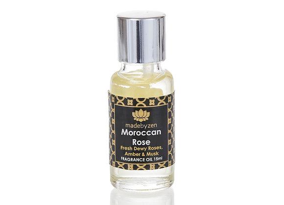 madebyzen Moroccan Rose Signature Fragrance Oil 15ml