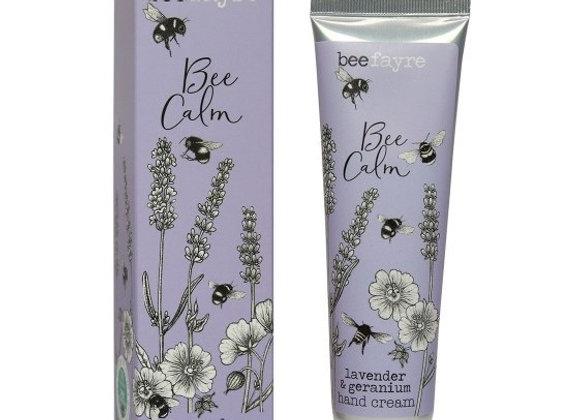 Beefayre Hand Cream - Lavender & Geranium Hand Cream 100ml