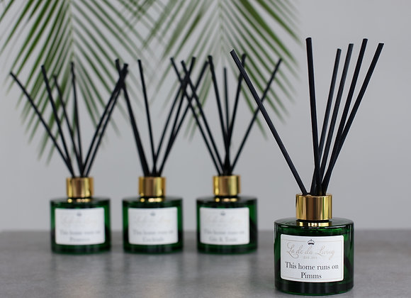 La de da Living - POP Reeds THIS HOME RUNS ON PIMMS Reed Diffuser