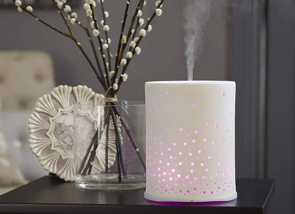 MadeByZen - SOPHIE - Ceramic Aroma Diffuser with Mood Lighting