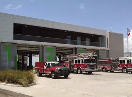 Rebuilding for future storms - the tale of 2 fire stations