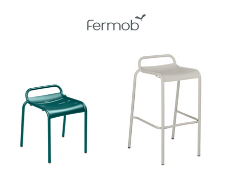 New products from Fermob