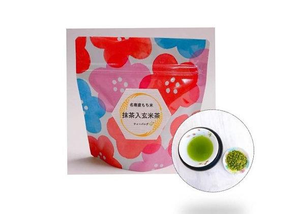 抹茶入玄米茶(小)