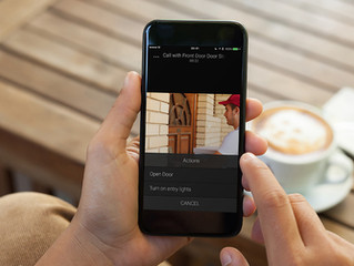 MONITOR YOUR HOME FROM ANYWHERE WITH SMART HOME TECHNOLOGY