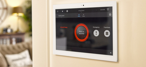 Control4 Home Security