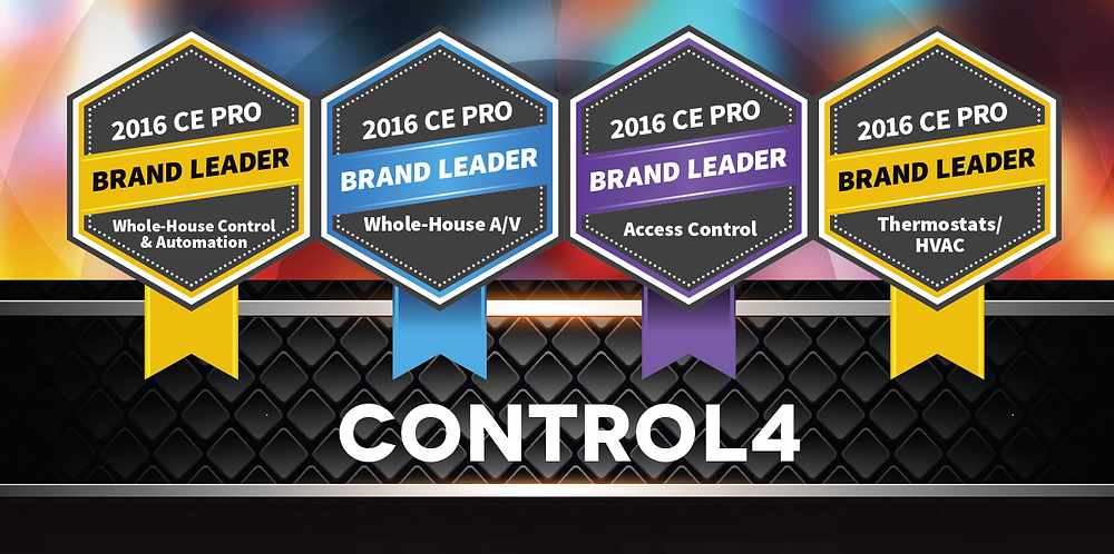 Control 4 Leading Brand