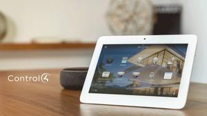 OS3 On Control4 Touchscreen