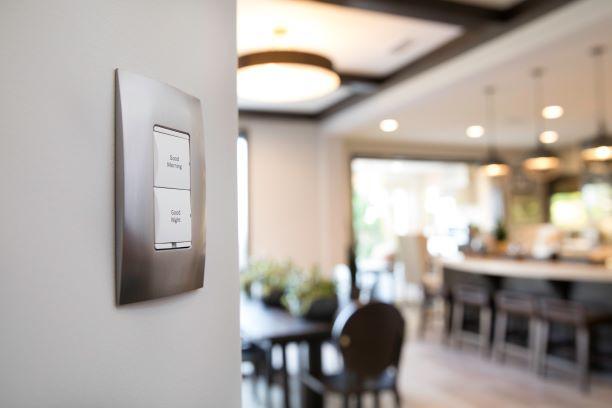 Control4 Smart Keypad