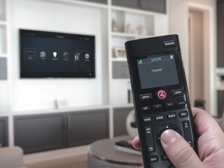 THE POWER OF THE MODERN REMOTE