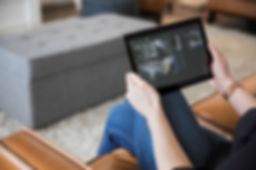 Control4 Touchscreen Showing CCTV.jpg