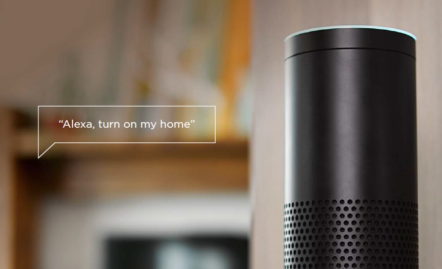 Home Automation now with voice control