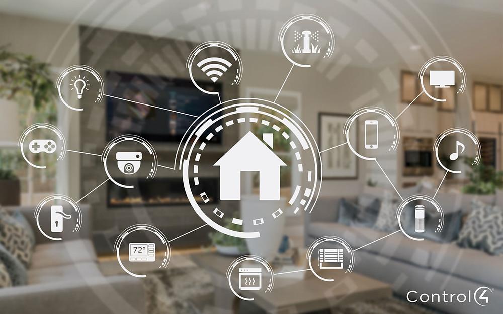 Home Network Infochart