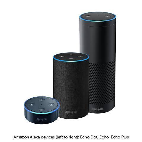 Amazon Alexa works with Control4