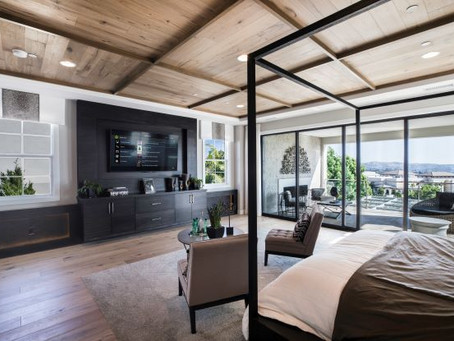 BEDROOM BLISS: FOUR SMART IDEAS FOR EMBRACING TECH IN THE BEDROOM
