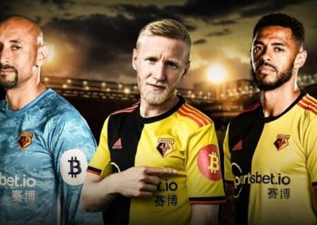 شعار البيتكوين سوف يعرض كل أسبوع لملايين من مشجعي كرة القدم حول العالم