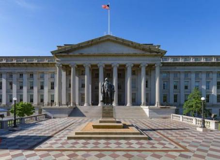 وزارة الخزانة الأمريكية تسمح بالبلوكشين والعملات الرقمية المستقرة في المدفوعات المصرفه