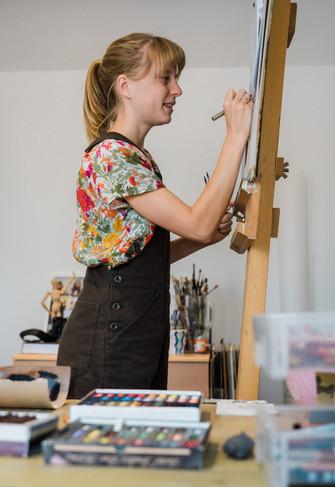 Artist Emily Rose