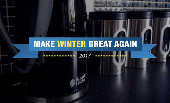 Kayli Vee Levitan, award-winning creative copywriter worked on takealot.com make winter great again campaign features a parody of US president donald trump as he sells the things South Africans need to have a great winter.