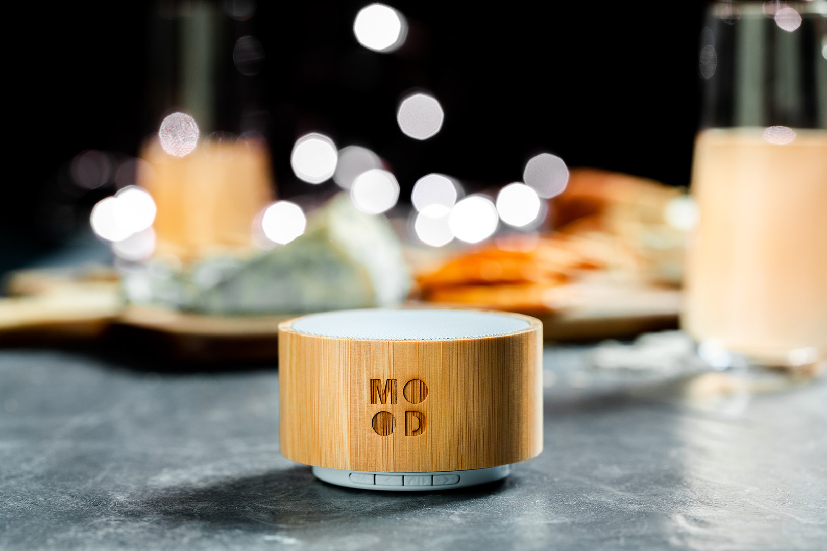 MOOD Gin Merch Speaker