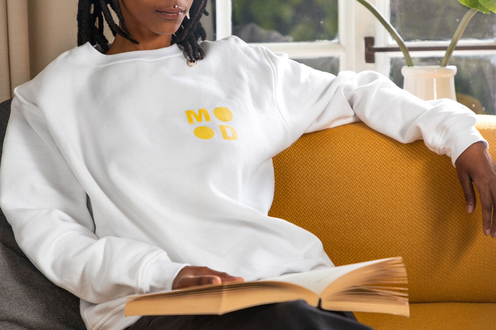 MOOD Gin Merch Crewneck