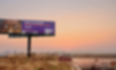 Kayli Vee Levitan, award-winning creative copywriter, worked on this hollard business insurance campaignm these billboards go to sleep at night because they aren't kept awake, worrying about insurance.