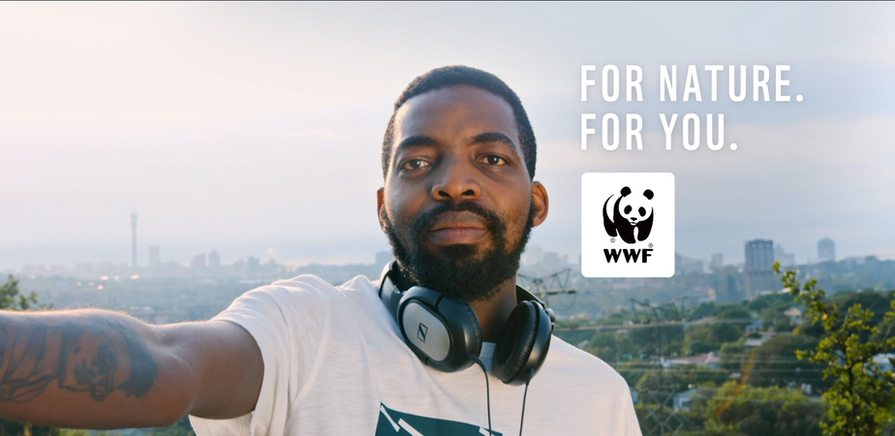 WWF For Nature For You Kayli Vee Levitan