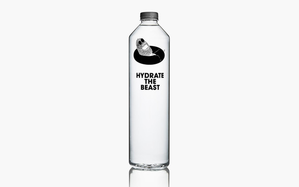 HOUSE OF_ Water Bottle