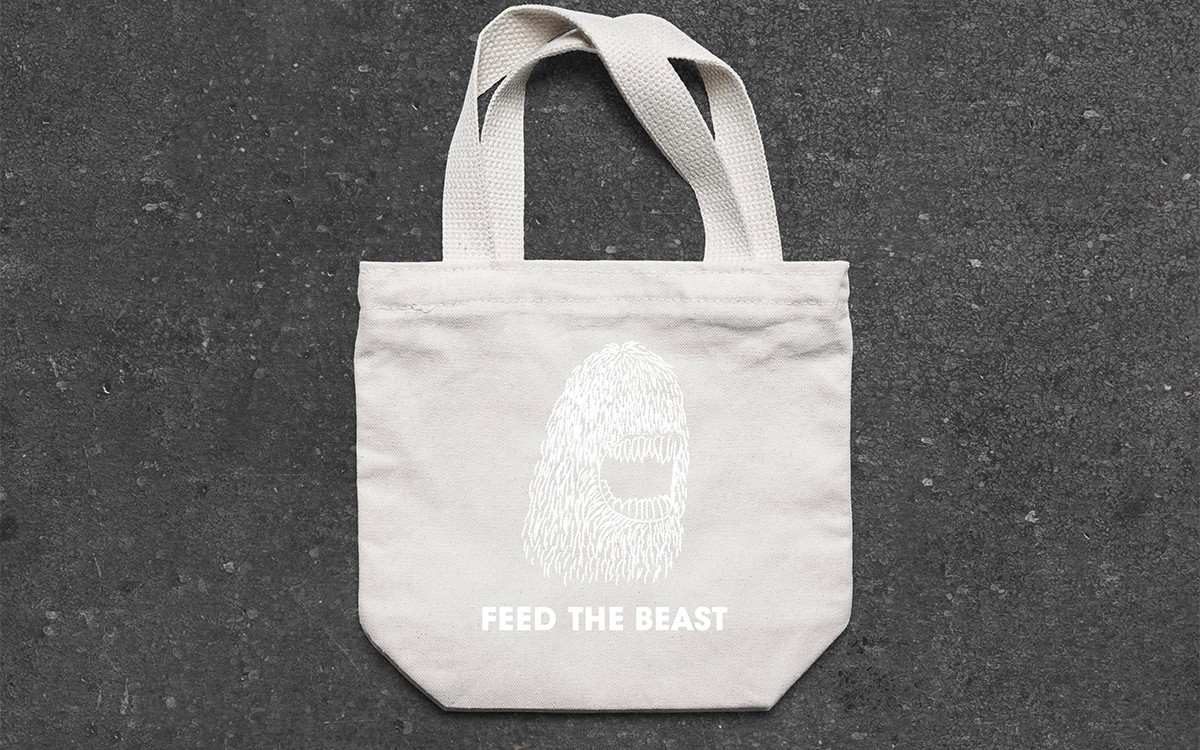 HOUSE OF_ Tote Bag