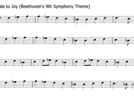 Ode to Joy (Beethoven) | FLUTE