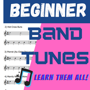 Beginner Band Tunes | Free Sheet Music