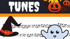 Spooky Tunes for Halloween!