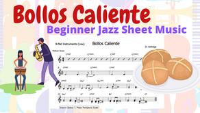 Bollos Caliente: Beginner Jazz Tune