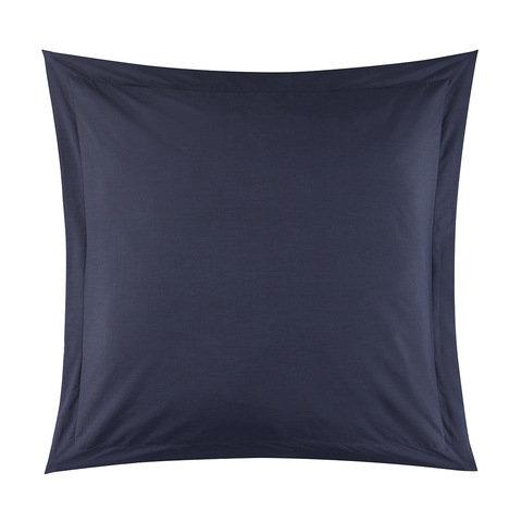 225 Thread Count European Pillowcase - Denim