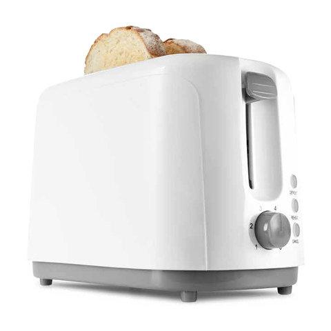 2 Slice Toaster - White