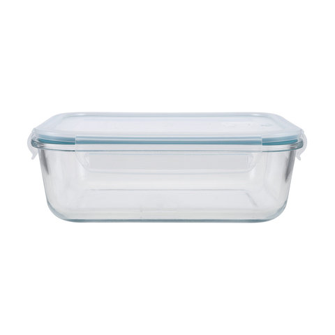 1.4 Litre Glass Food Storage Container