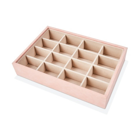 16 Section Jewellery Tray