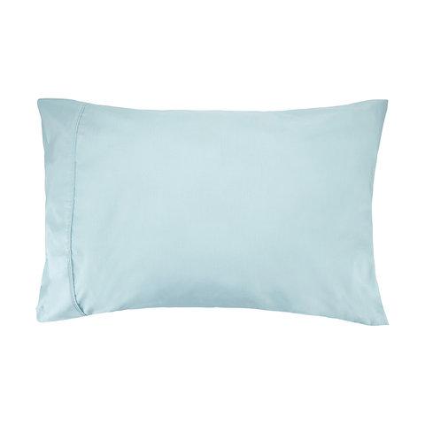 225 Thread Count Standard Pillowcase - Glacier