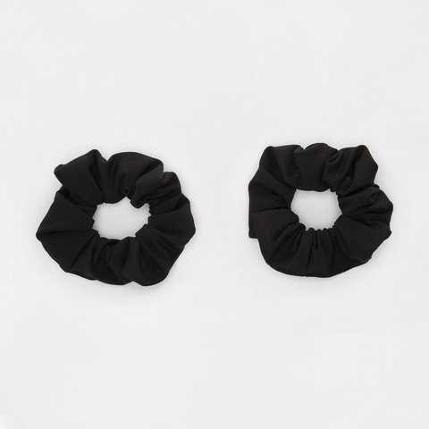 2 Pack Medium Back to School Scrunchies - Assorted