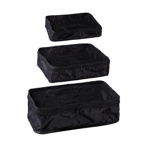 3 Packing Cubes - Black