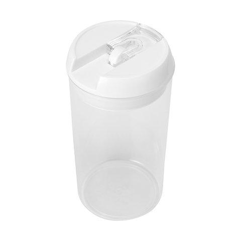 1.1L Round Flip Lock Food Container