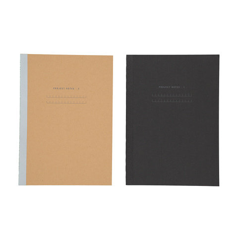 2 Pack A4 Notebook