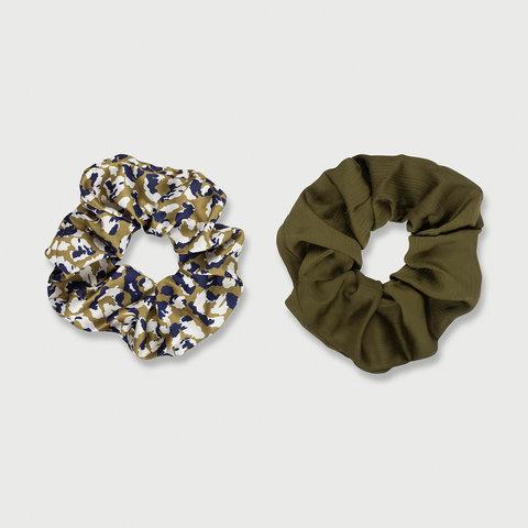 2 Pack Oversized Hair Scrunchies