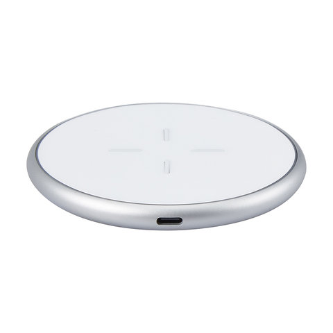 10W Wireless Charging Pad - White