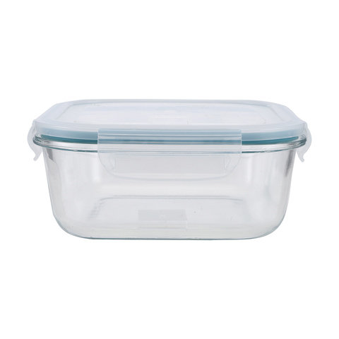 1.1 Litre Glass Food Storage Container
