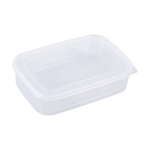 2 Pack 1L Food Containers
