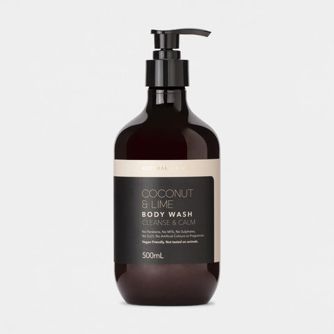 Coconut & Lime Body Wash 500ml