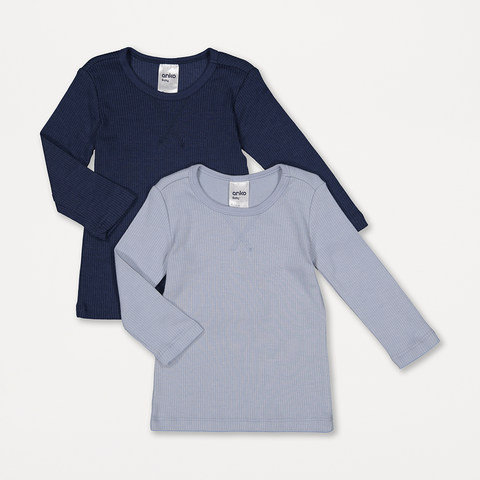 2 Pack Baby Thermal Top