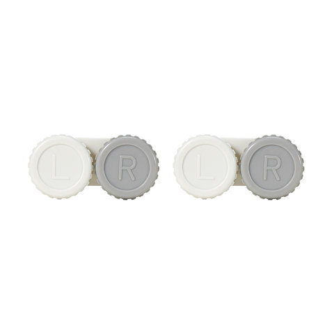 2 Pack Contact Lense Case