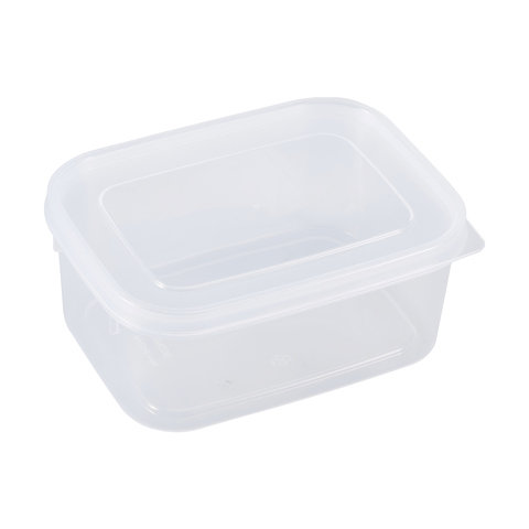3 Pack 500ml Food Containers
