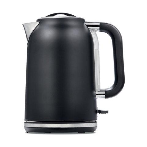 1.7L Stainless Steel Kettle - Black